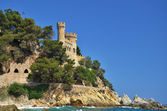 Lloret De Mar, Catalonia, Spain — Stock Photo