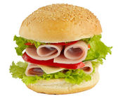Hambúrguer — Foto Stock