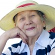Happy senior woman — Stock Photo #7160754