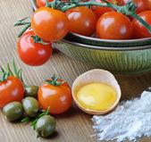Tomaatoes — Stock Photo