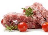 Pork ribs — Stock Photo