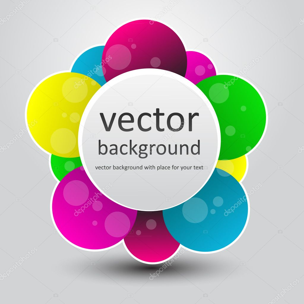 Vector background — Stock Vector #6750634
