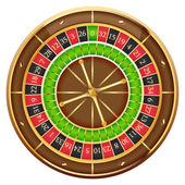 Wheel of fortune — Stock Vector