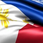 Flag of Philippines — Stock Photo #7144315