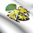 Gera coat of arms, Germany. — Stock Photo