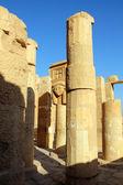 Tempel av hatshepsut i luxor Egypten — Stockfoto