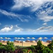 Tropical beach resort — Stockfoto #7368360