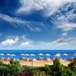 Tropical beach resort — Foto Stock #7368360