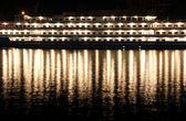 Steamship in Sevastopol bay — Stock Photo