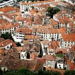 Kotor old town, Montenegro — Stock Photo