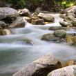 Stock Photo: Cascade in Carpathians