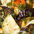 Ratatouille closeup — Stockfoto
