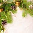 Christmas decoration — Foto de stock #6930226