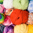 Color threads — Stock Photo