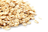 Oat flakes — Stock Photo