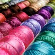 Color threads — Stock Photo #7143232