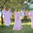 Baby wear - Stock Photo