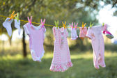 Baby wear — Stock Photo