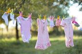 Baby wear — Stock Photo
