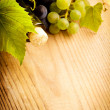 Wine and grape — Stock Photo #7400251