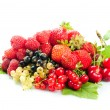 Fruits and berries — Stock Photo #7531049