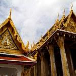 Detail of Grand Palace in Bangkok, Thailand — Stock Photo #7415095
