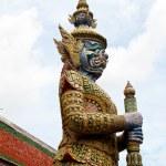 Statue in the Ramayana — Stock Photo