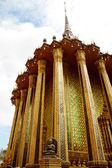Detail of Grand Palace in Bangkok, Thailand — Foto Stock