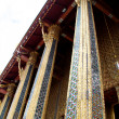Detail of Grand Palace in Bangkok, Thailand — Stock Photo #7481847