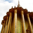 Detail of Grand Palace in Bangkok, Thailand — Foto Stock