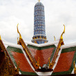 Detail of Grand Palace in Bangkok, Thailand — Stock Photo #7482686