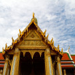 Detail of Grand Palace in Bangkok, Thailand — Stock Photo #7482725