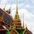 Detail of Grand Palace in Bangkok, Thailand — Stock Photo #7482840