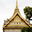 Detail of Grand Palace in Bangkok, Thailand — Stock Photo #7482876
