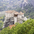 Meteora Monasteries, Greece - 图库照片