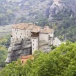 Meteora Monasteries, Greece - Stockfoto