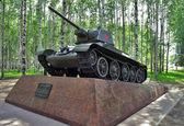 Soviet tank T-34-76 — Stockfoto