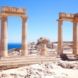 Ruins of ancient temple — Stock Photo #7429168