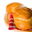 Newly baked bread — Stock Photo #7145557