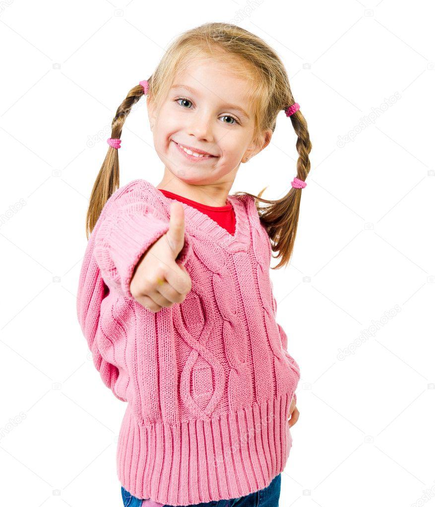 Фото девочек крупным 11 фотография