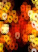 Abstrakte beleuchtung hintergrund — Stockfoto