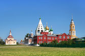 Russian orthodox church — Stock Photo