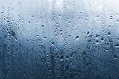 Textura de gota de agua natural — Foto de Stock