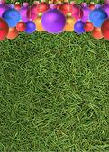 Christmas spruce texture — Stock Photo