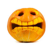 Zucca di halloween — Foto Stock