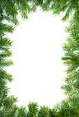クリスマスのフレームワーク — ストック写真
