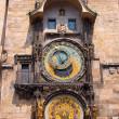 Astronomical Clock. Prague. — Stock Photo #7416643