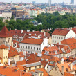 Cityscape of Prague - Stockfoto