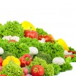 Assorted fresh vegetables — Stock Photo