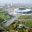 Donbass Arena stadium. — Stock Photo #7180138